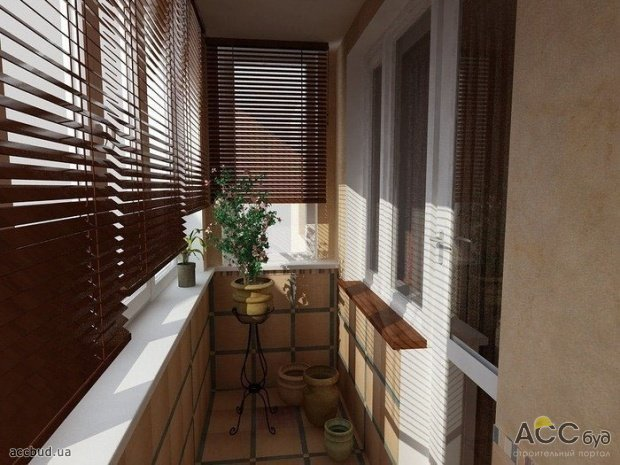 Дизайн балкона своими руками фото