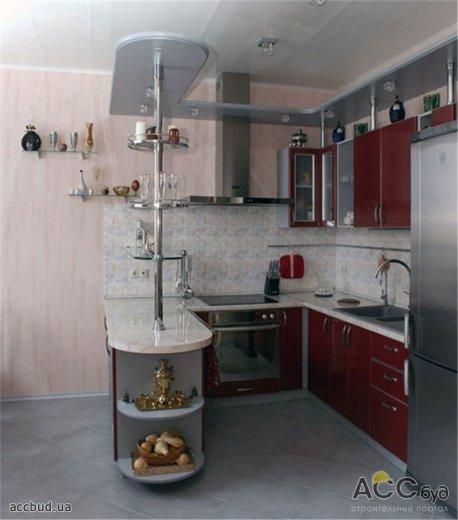 Как сделать из небольшой кухни
