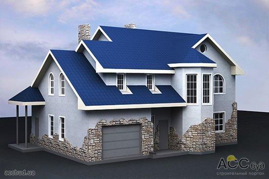 Дизайн фасадов частных домов сайдинг фото