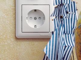 Фурнитура для электрики. Часть 1