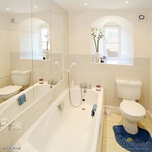 Секреты удачного дизайна ванная в
