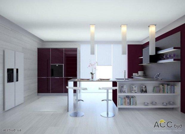 кухня студия с барной стойкой фотогалерея кухни студии дизайн