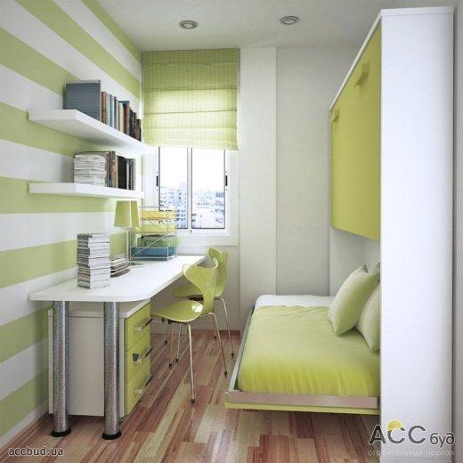 Интерьер спальни простые