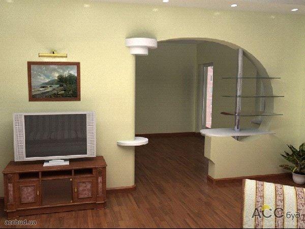 Фото как сделать арку в дверном фото 487