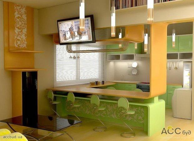 Архитектура и дизайн ресторанов