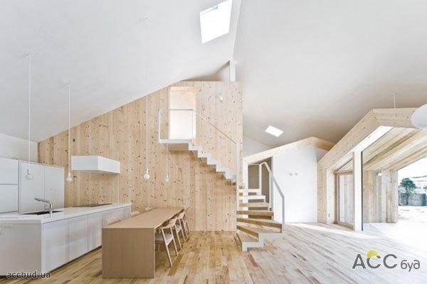 Дизайн дома снаружи и внутри