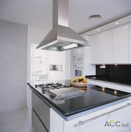 Дизайн вытяжек на кухне.