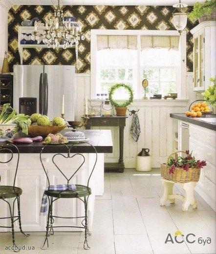 обои кухонные: