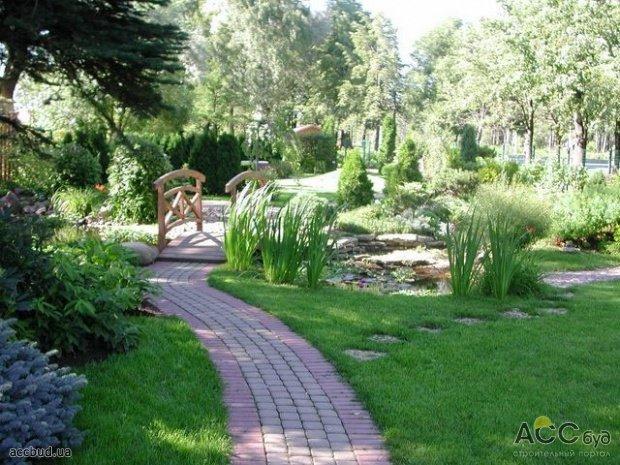 Садовый дизайн своими руками фотогалерея