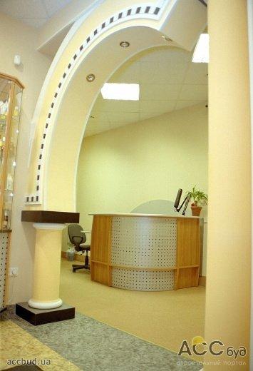 Дизайн арки дома