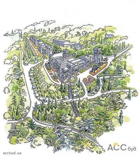 Схема парка (Фото: Екатерина