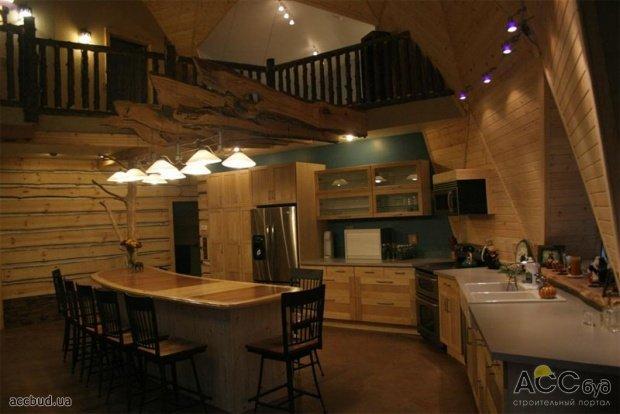 Дизайн домов внутри и фото