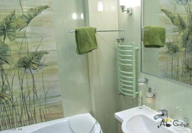 Дизайн стен ванны