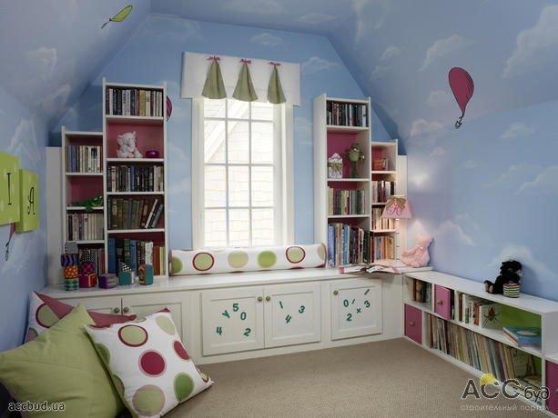 Фото детской комнаты своими руками фото