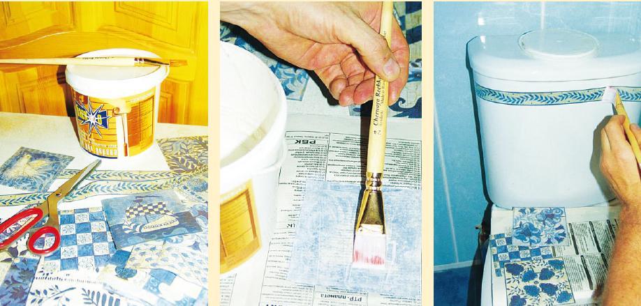 Покрасить ванную своими руками