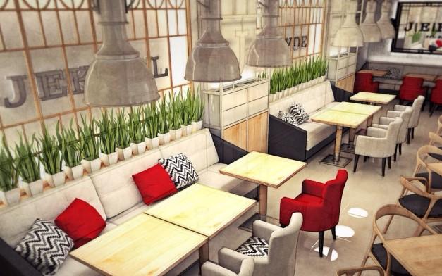 Как выбрать мебель для заведений общественного питания?