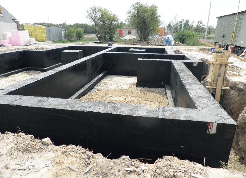 Монолитный ленточный фундамент (Фото: Альянс-Строй Качество)