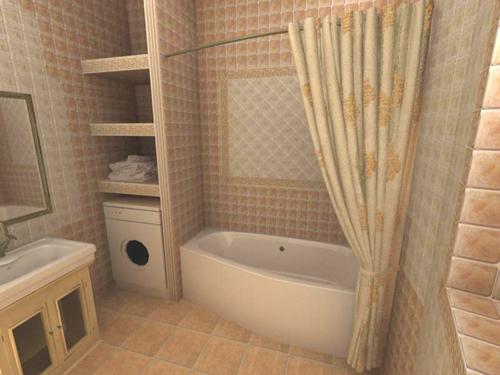 В понятие « красивая ванная комната