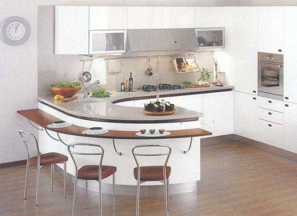 Кухни определяющий интерьер кухни