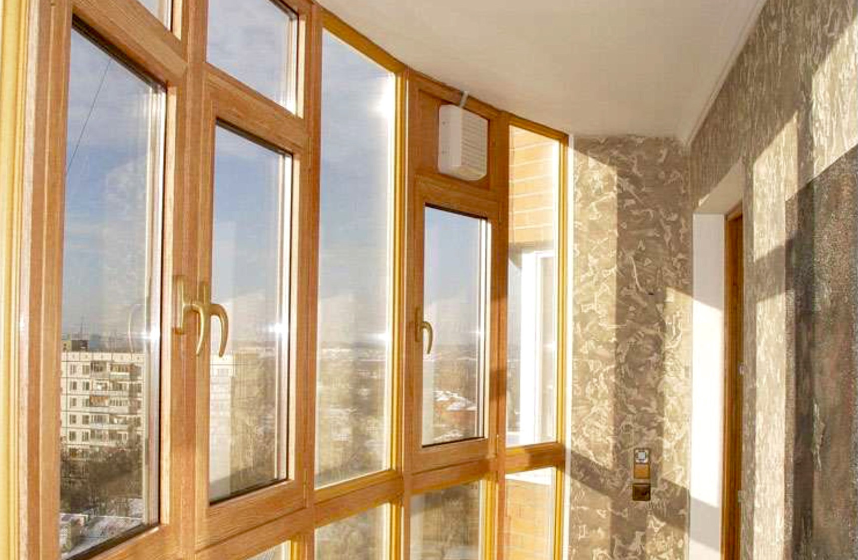 Пластиковые окна, остекление балконов и лоджий - услуги и се.