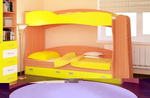Фото двухъярусных кроватей своими руками
