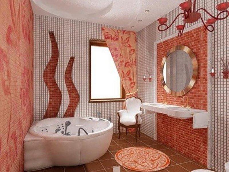 Как по фэн-шуй сделать ванную комнату