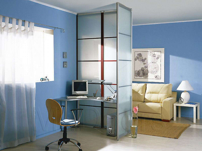 Разделение комнаты на спальню и гостиную - 84 фото, идеи, ги.