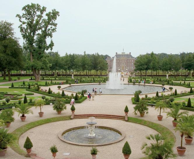 Голландские сады. Родина черных тюльпанов