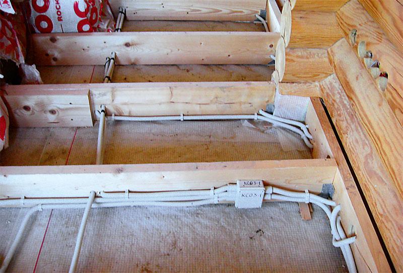 Как сделать электропроводку в частном доме фото 205