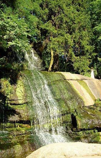 Романтический пейзаж. Разнообразие водных форм в украинских парках XVIII XIX веков. Часть 2