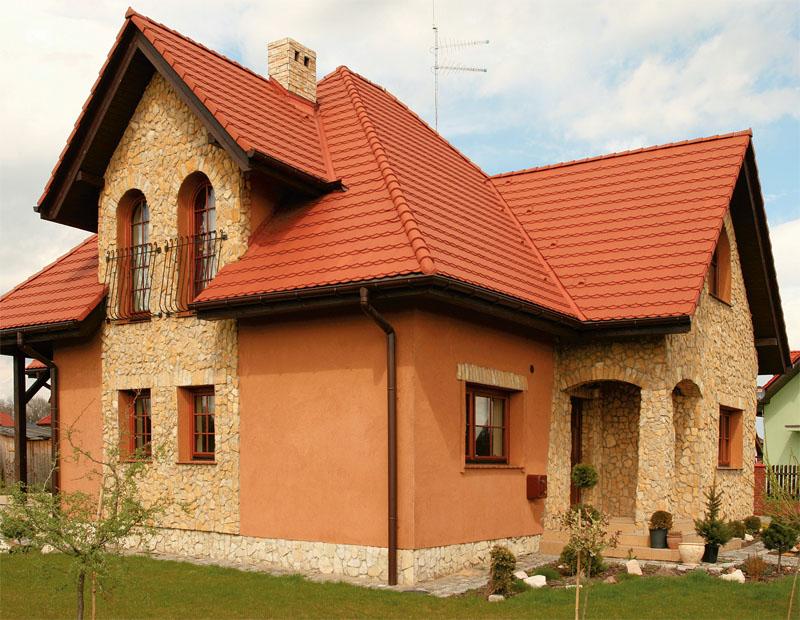 Купить камень для отделки фасадов