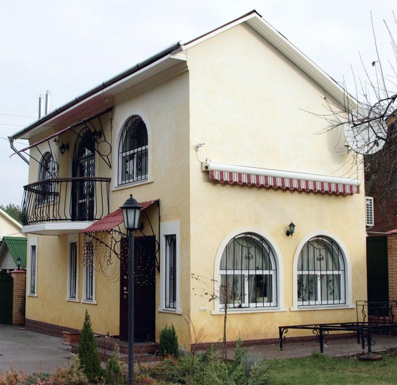 Строительство коттеджей в Краснодаре, под ключ