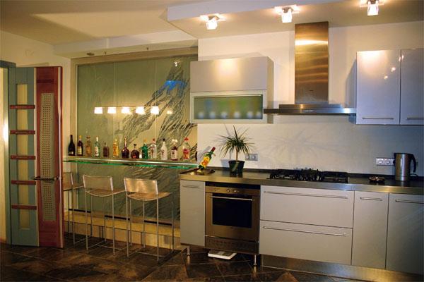 Кухня 16 метров дизайн фото