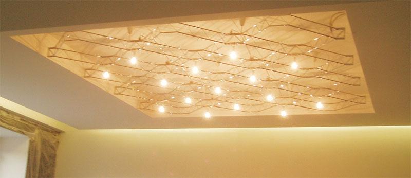 Потолочные светильники (Фото: Елена Галич)