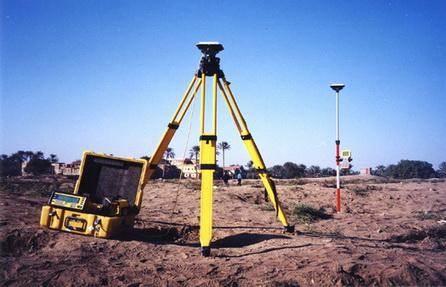 прибор для геодезического исследования грунта