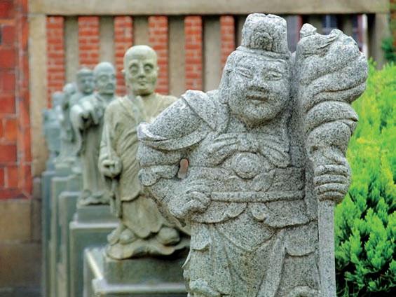 Каменное божество