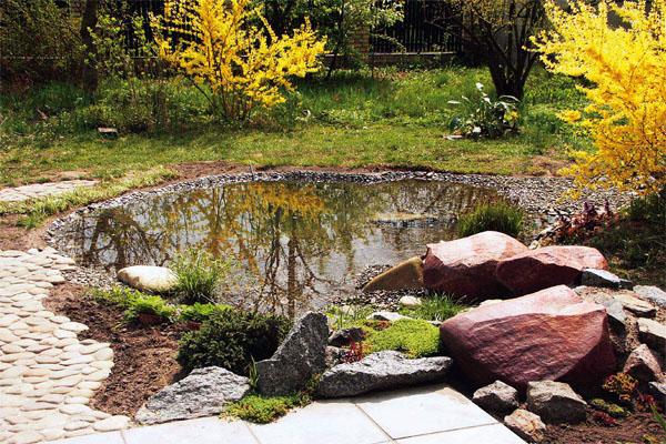 Водные поверхности сокращают перспективу