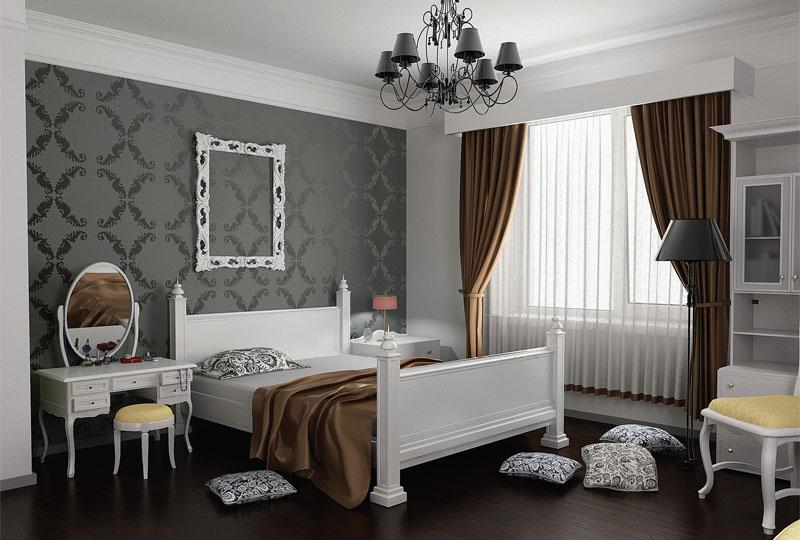 Кровать спальни своими руками