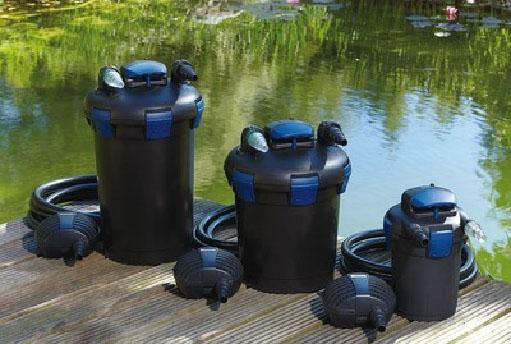 Фильтры для прудов с рыбой своими руками
