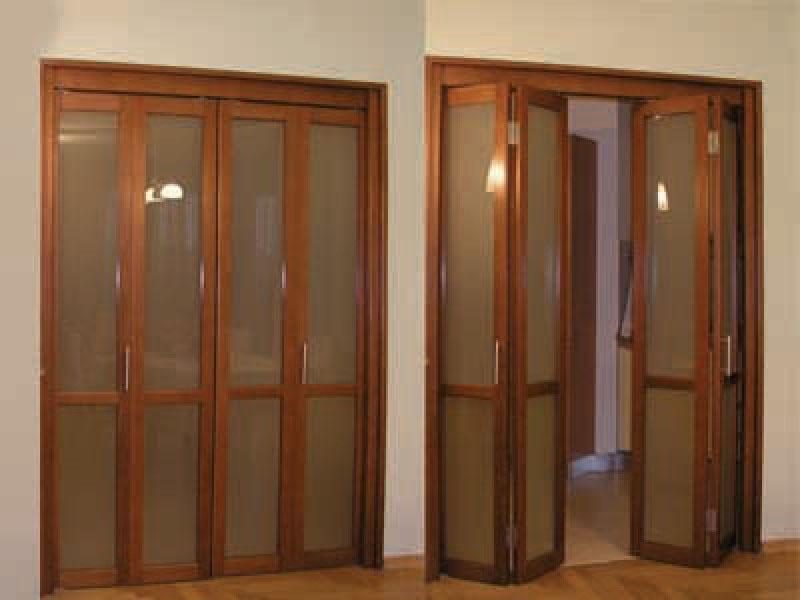 Такие двери устанавливают