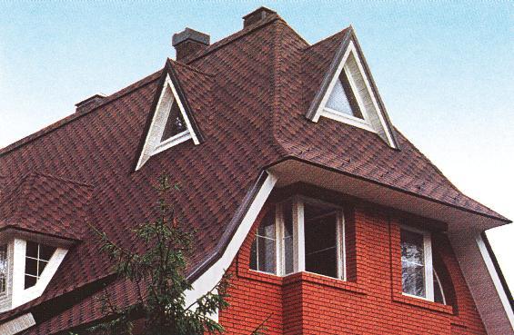 Крыша как форма выразительности