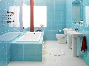 Отделываем ванную плиткой