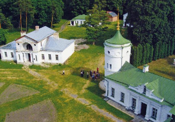 Усадьба в Качановке