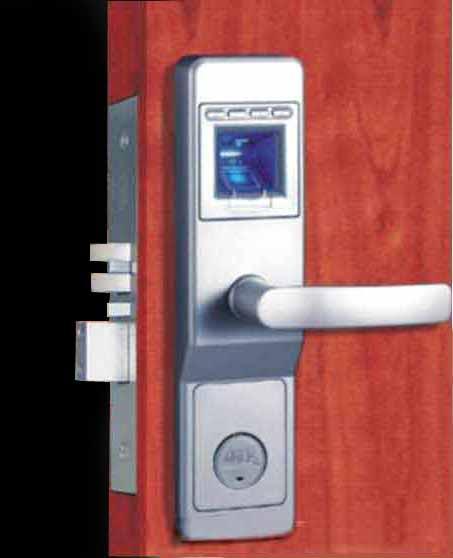 Электронный замок на дверь